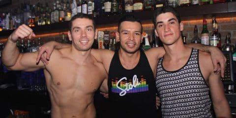 Flicks Bar圣地亚哥