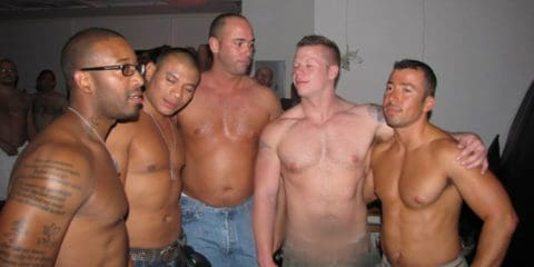 Black out poitiers sauna gay