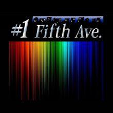 Numero uno della Fifth Avenue a San Diego