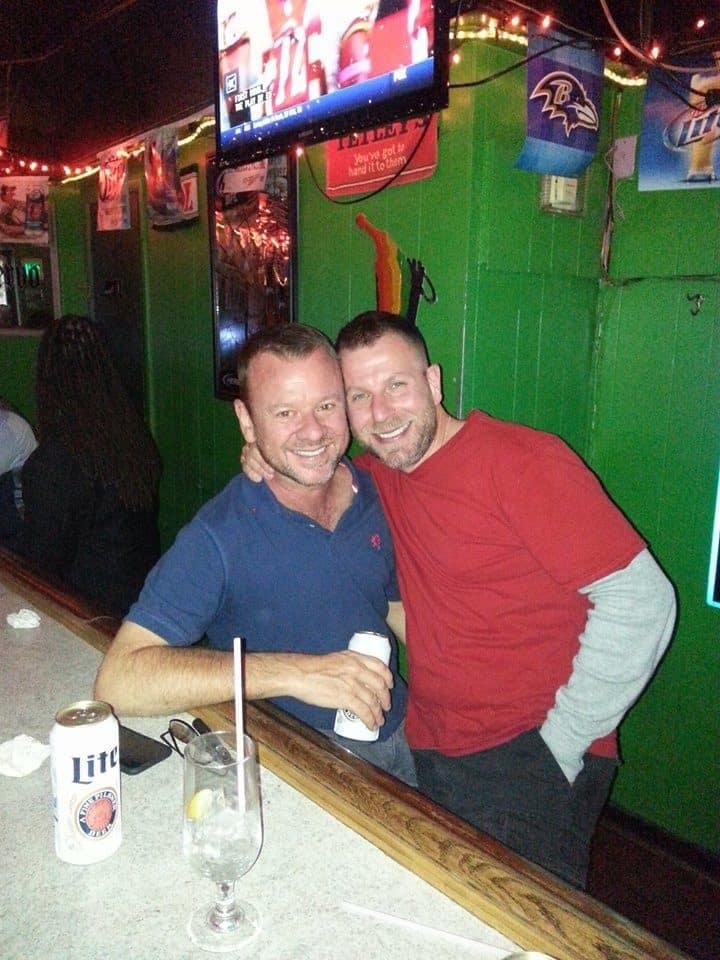 from Braiden gay bar in baltimore