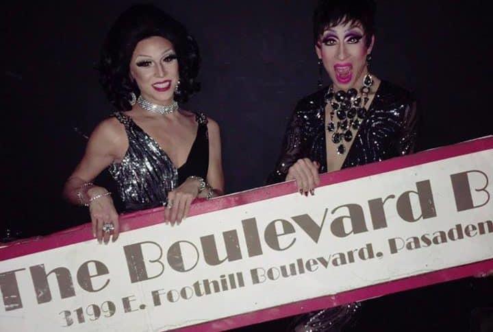 The Boulevard Bar