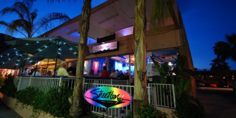 Streetbar Palm Springs California
