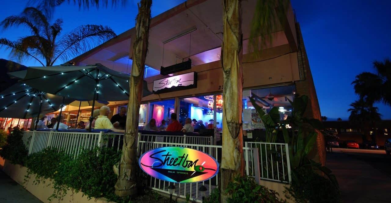 Streetbar Palm Springs en Californie