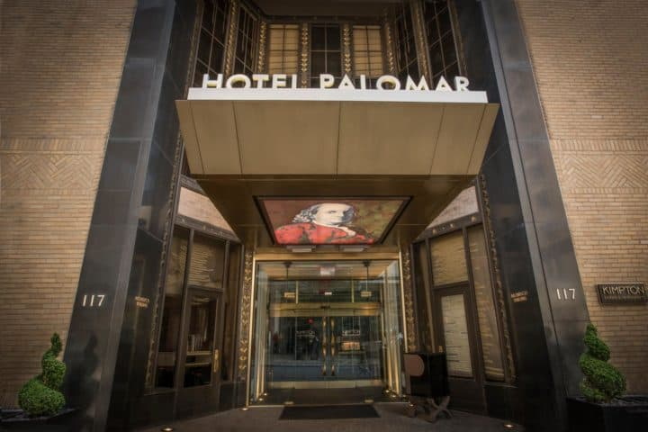 Gay philadelphia hotel