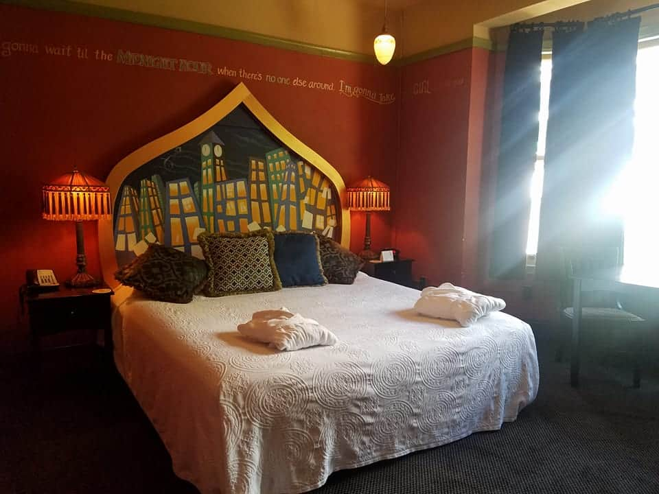 image of McMenamins Crystal Hotel