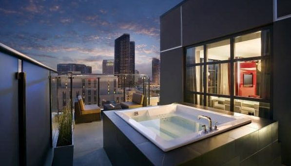 فندق هارد روك سان دييغو