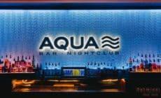Aqua nattklubb Key West Florida
