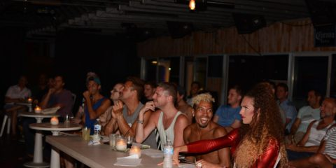 Ice Palace Nightclub Fire Island Nueva York