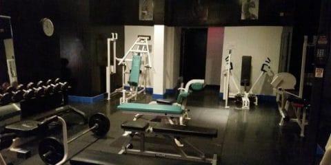 Sansom Street Gym