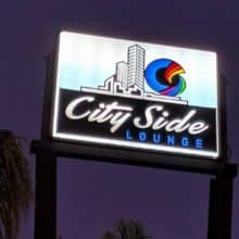 City Side Lounge Tampa