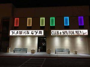 Hawk's Gym