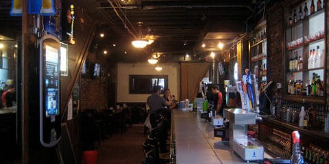 Tabu Lounge Bar Philadelphie Pennsylvanie