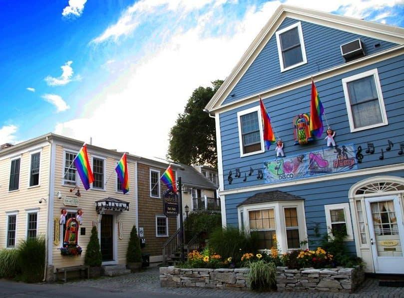 L'hôtel Provincetown chez Gabriel