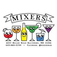 Mélangeurs Bar Baltimore Maryland