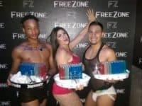 Zone libre