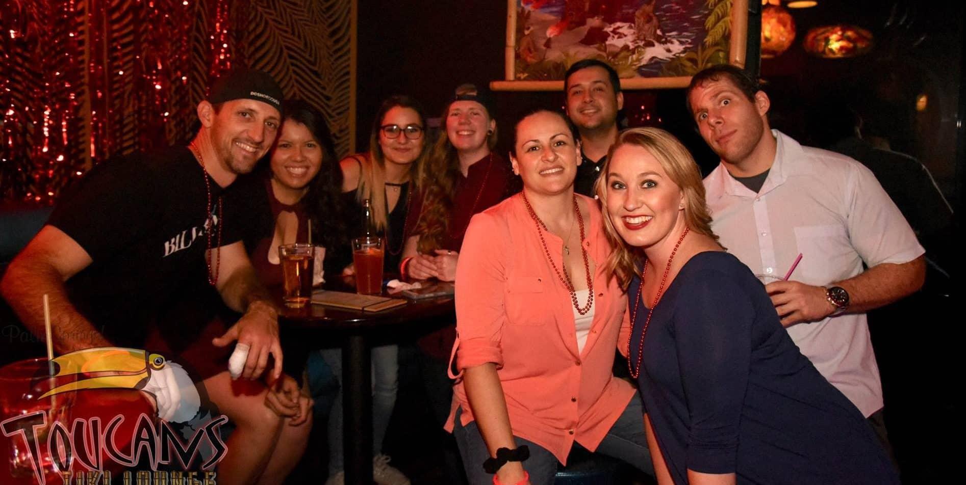 Toucans Tiki Lounge Palm Springs en Californie