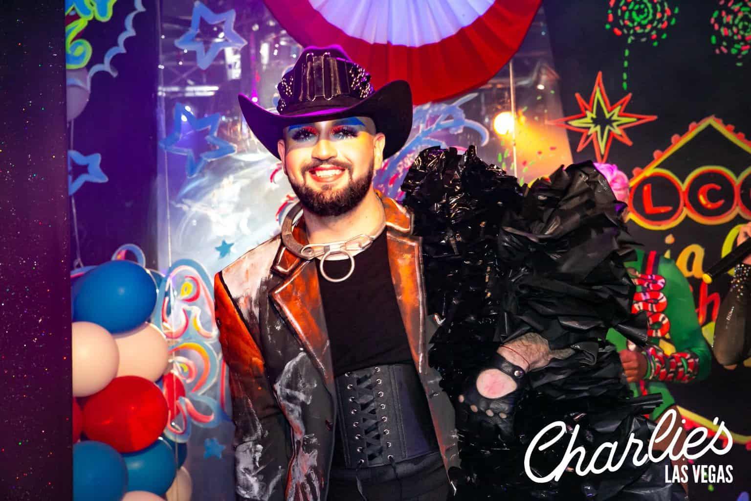 TravelGay recommandation Charlie's Las Vegas