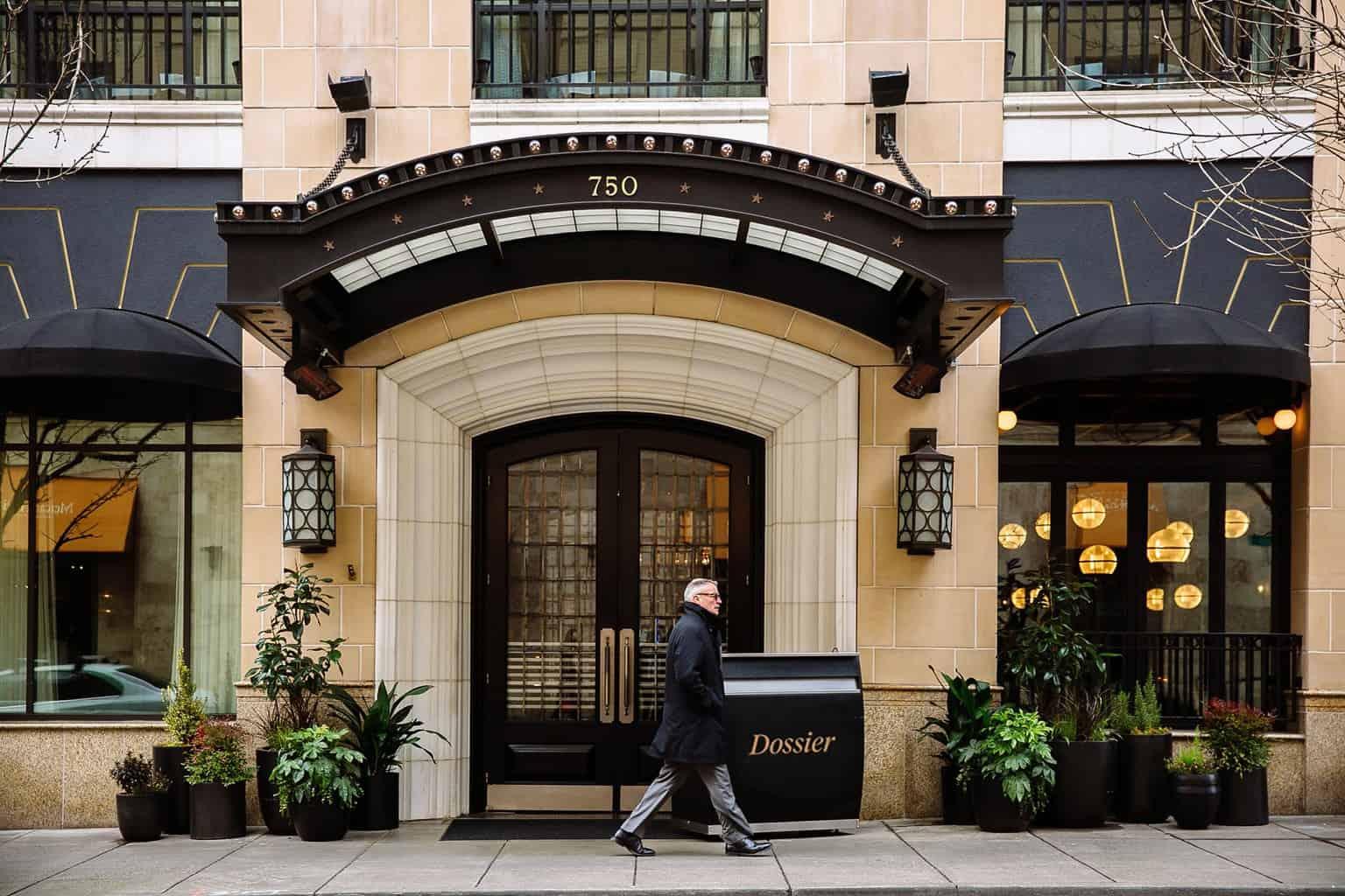Dossier Hotel Portland Oregon