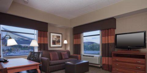 Hampton Inn dan Suites Pusat Kota Pittsburgh