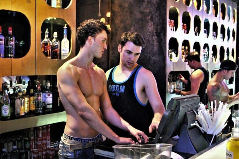 Johannesburg Bars Gay