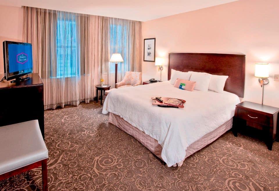image of Hampton Inn and Suites Baltimore Inner Harbor