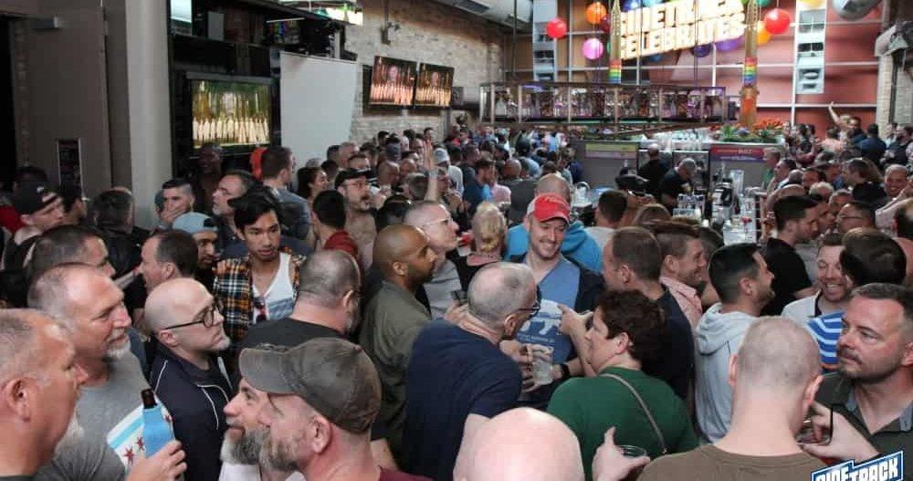 حفلات وأحداث المثليين في شيكاغو