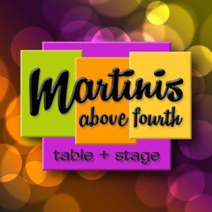 Martinis Above Fourth San Diego