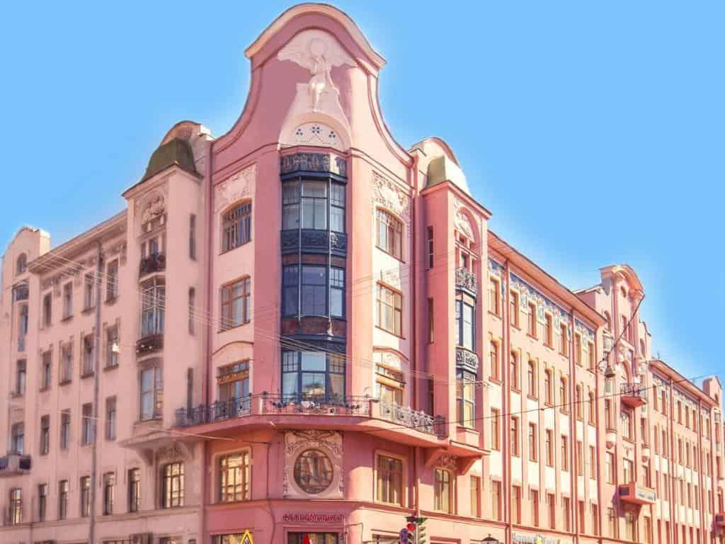 Akyan Sankt Petersborg