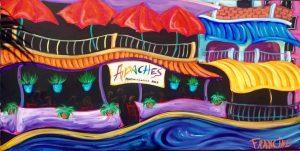 Apaches Martini Bar