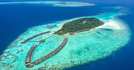 Ayada Hotel, de Malediven