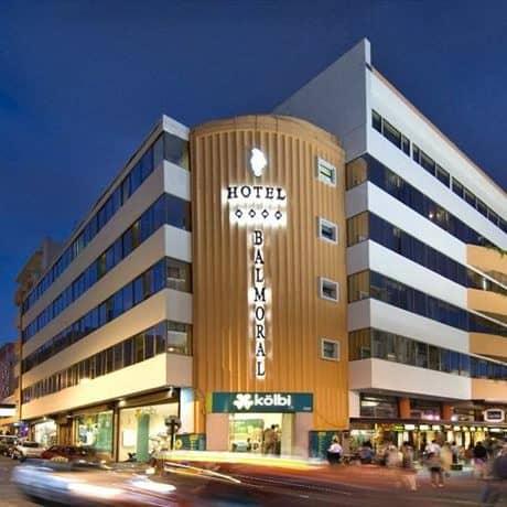 Hotel Balmoral San Jose