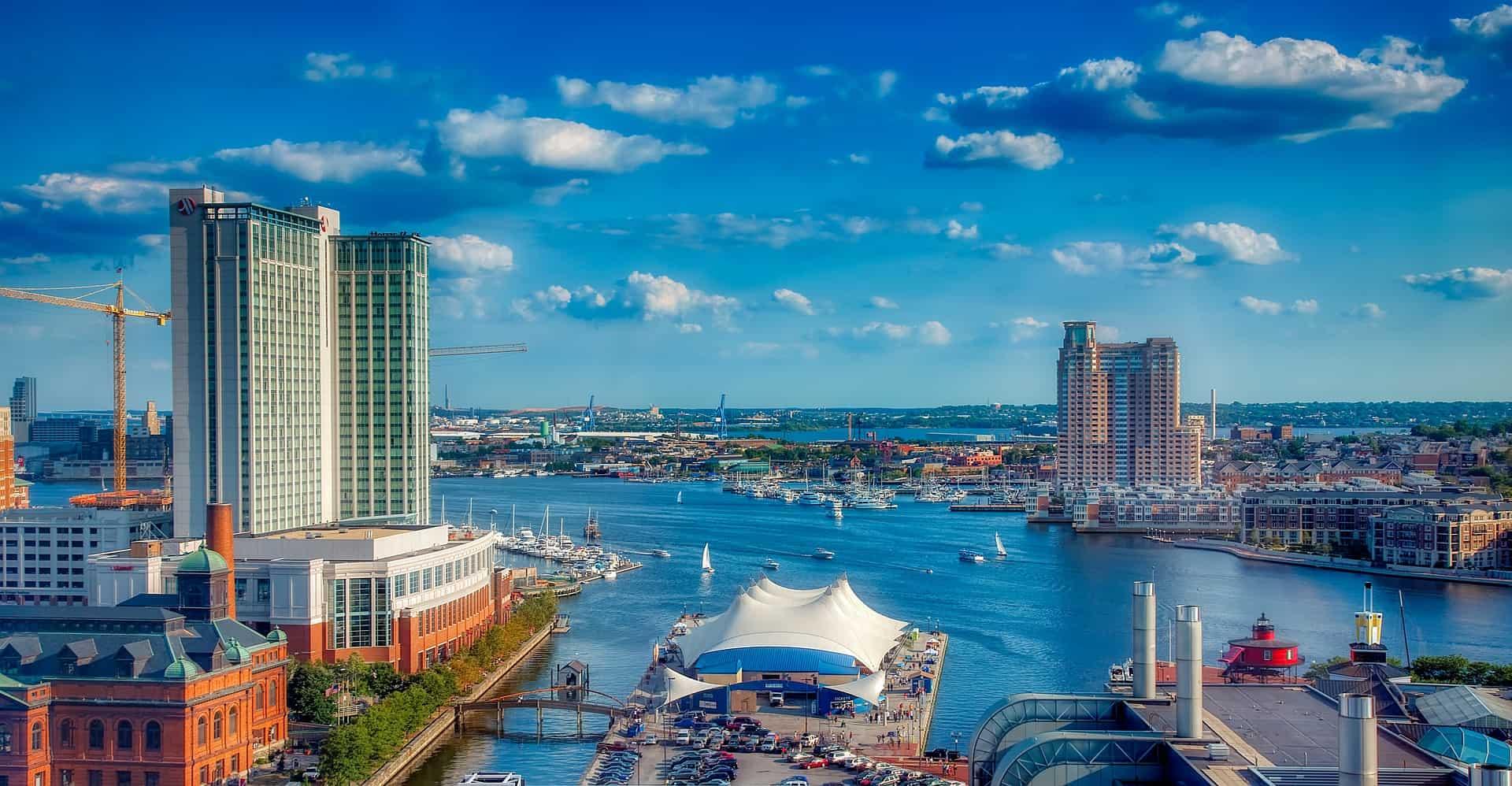 Gay Baltimore · Hotels