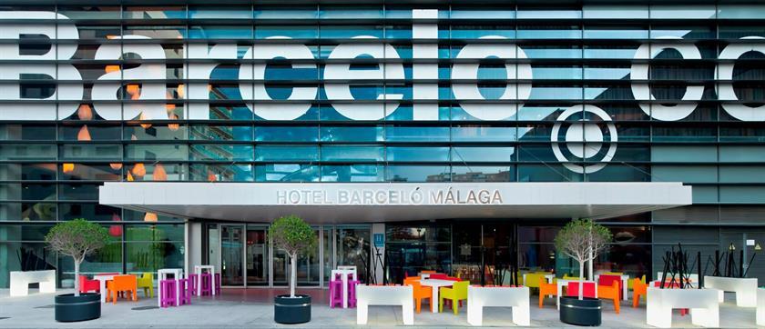 image of Hotel Barcelo Malaga