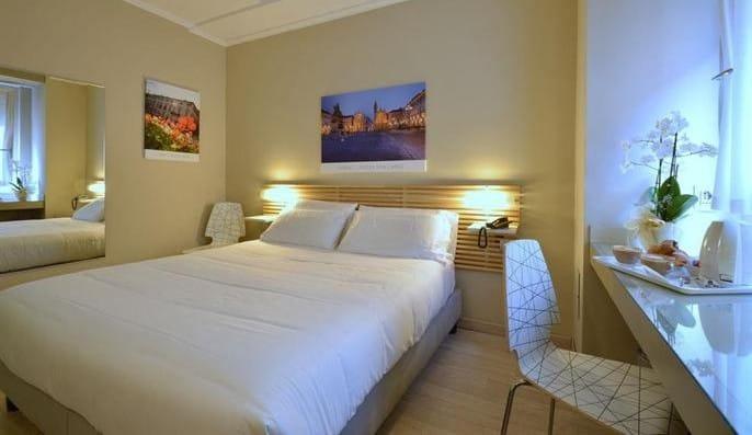 جاي بلغراد · الفنادق