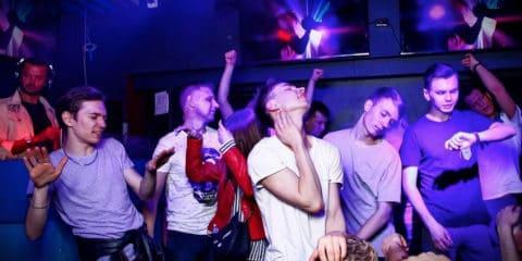 Gay clubs st petersburg