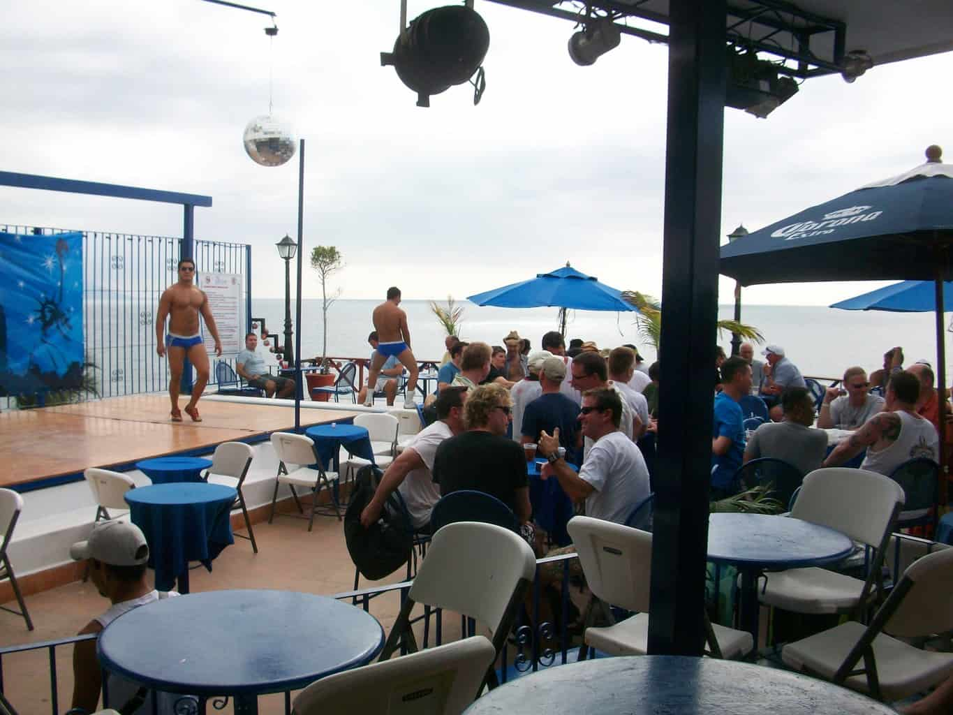 TravelGay recommendation Blue Sunset Rooftop Bar