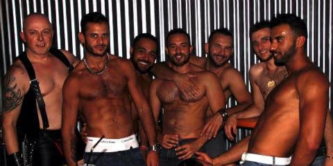 Clubs de croisière gay de Bordeaux