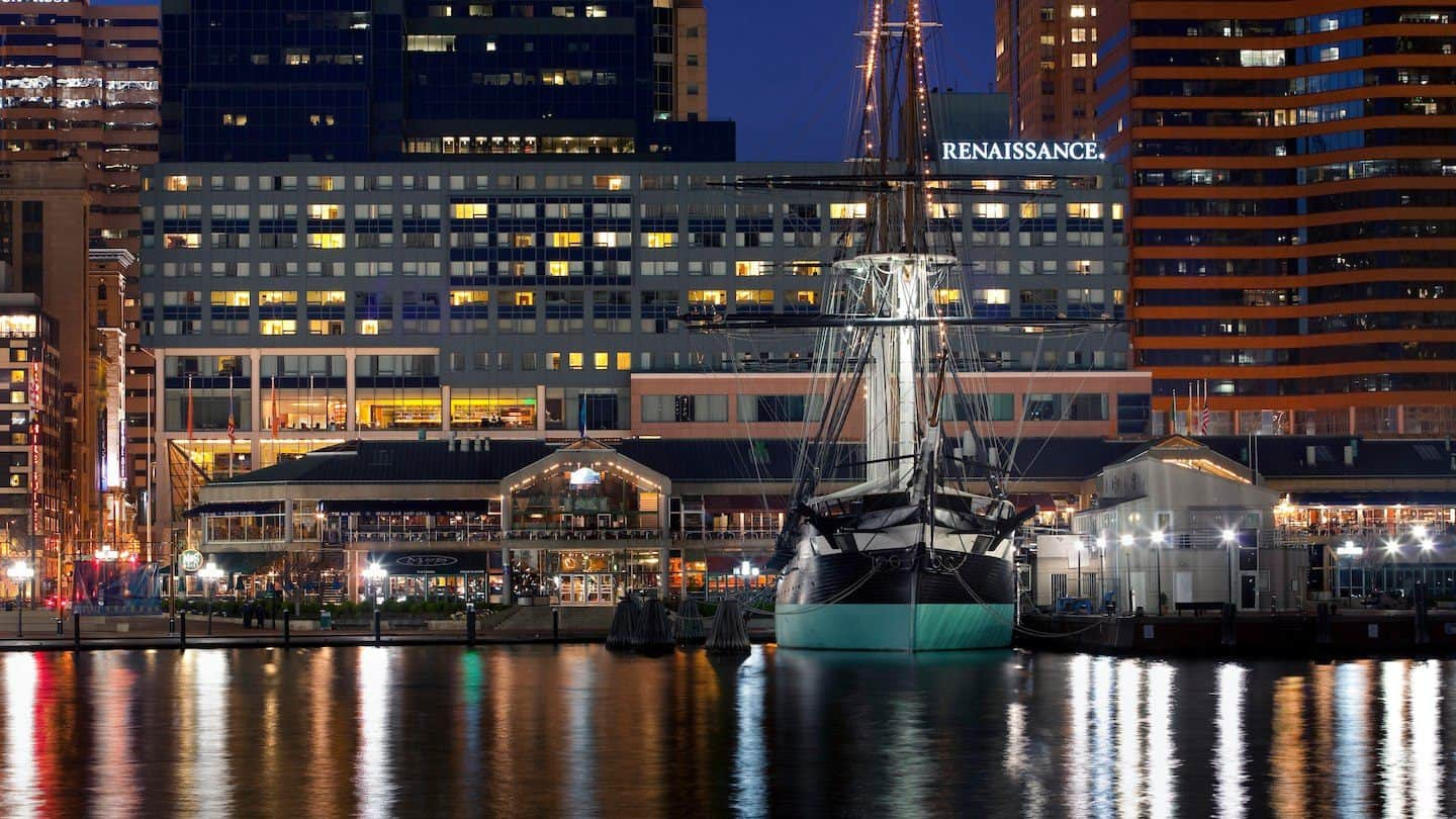 Renaissance Baltimore Harbor Hotel Maryland