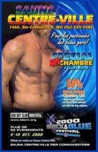 Sauna Centre-Ville Montreal