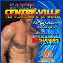 Sauna Centre-Ville