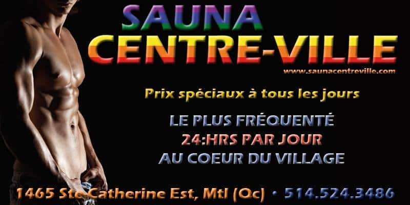 TravelGay recommendation Sauna Centre-Ville