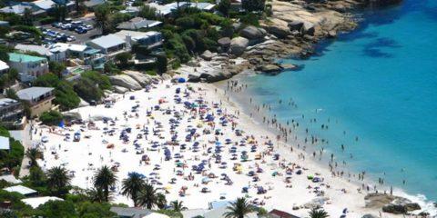 Clifton Third beach