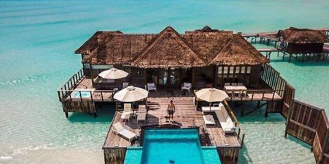 The Conrad Maldives