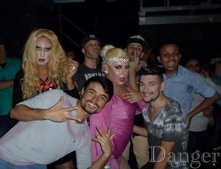 Club di ballo gay di San Paolo
