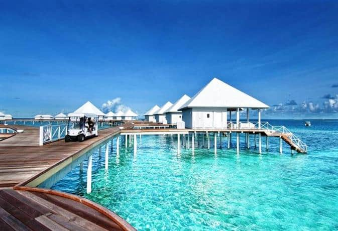image of Diamonds Thudufushi Beach & Water Villas
