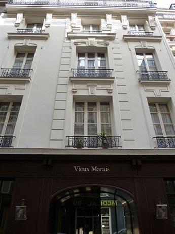 Hotel du Vieux Marais