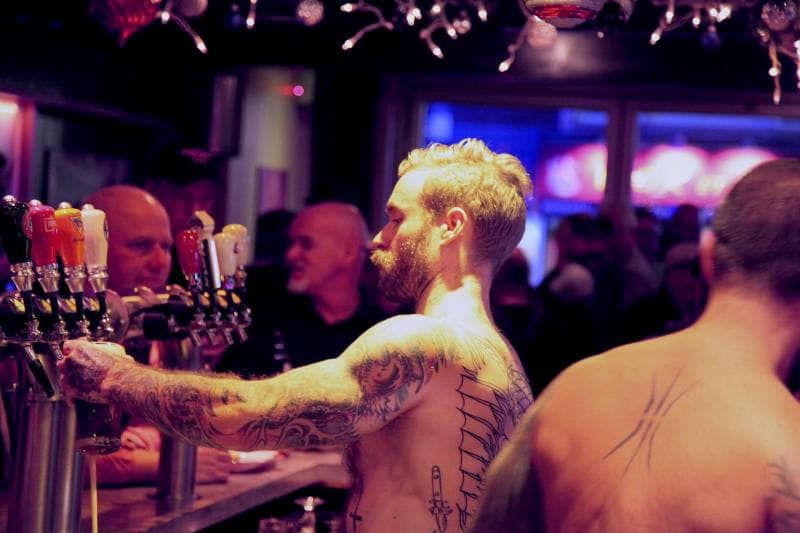 Kelab Tarian Montreal Gay