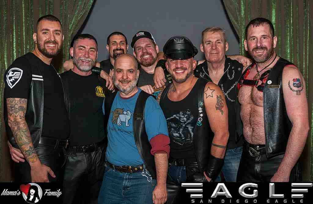 TravelGay recommendation San Diego Eagle