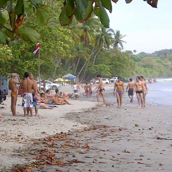 Spiagge gay di Manuel Antonio
