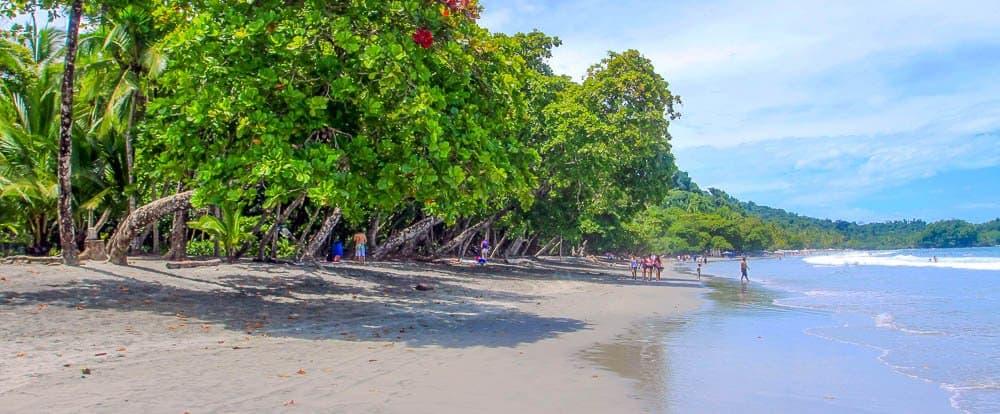 Playa Espadilla Manuel Antonio